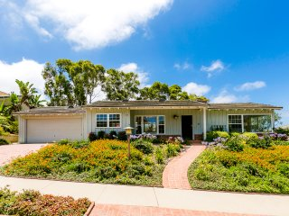 Muirlands - La Jolla Home w/ Beautiful Garden - La Jolla vacation rentals