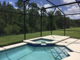 LUXURY POOL/SPA HOUSE NEAR DISNEY - 5 BED/4BATH - Kissimmee vacation rentals