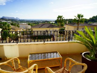 House with Stunning Ocean Views + Private Pool !! - Altea vacation rentals