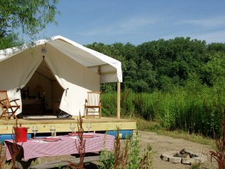 Glamping St. Louis - Willow Haven - Saint Charles vacation rentals