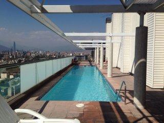 Beautiful Apartments at Parque Bustamante - Santiago vacation rentals