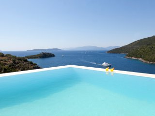 Villa Kastos -Luxury villa with direct access to the sea - Sivota vacation rentals