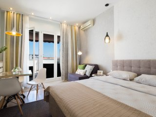 Basco Luxury Studio BAH with Knez Mihailova view! - Belgrade vacation rentals