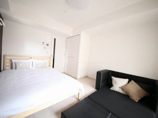Convenient Condo with Elevator Access and Balcony - Osaka vacation rentals