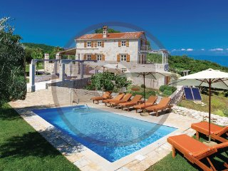 3 bedroom Villa in Opatija-Brsec, Opatija, Croatia : ref 2218895 - Brsec vacation rentals
