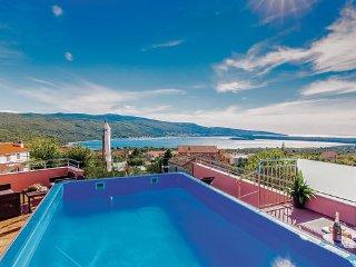 Villa in Krk-Kornic, Island Of Krk, Croatia - Kornic vacation rentals