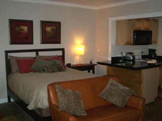 Furnished 1-Bedroom Apartment at Wilcox Ave & La Mirada Ave Los Angeles - Hollywood vacation rentals