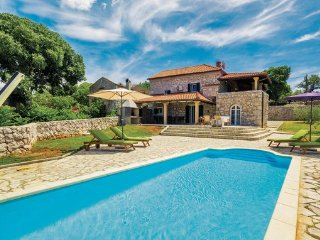 Villa in Krk-Sabljici, Island Of Krk, Croatia - Vantacici vacation rentals