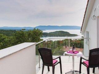2 bedroom Apartment in Krk-Njivice, Island Of Krk, Croatia : ref 2278469 - Njivice vacation rentals