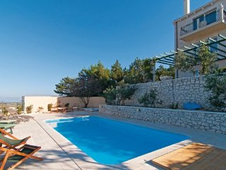 5 bedroom Villa in Brac-Nerezisca, Island Of Brac, Croatia : ref 2279028 - Nerezisca vacation rentals