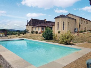 6 bedroom Villa in Limeuil, Dordogne, France : ref 2279309 - Limeuil vacation rentals