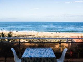 Hossegor ocean view apartment with balcony - Hossegor vacation rentals