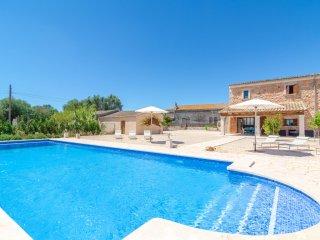 CAN SUAU - Property for 8 people in Son Mesquida- Felanitx - Felanitx vacation rentals