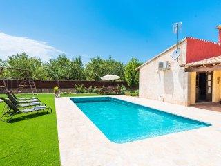 CORTIJO - Property for 10 people in Lloseta - Lloseta vacation rentals