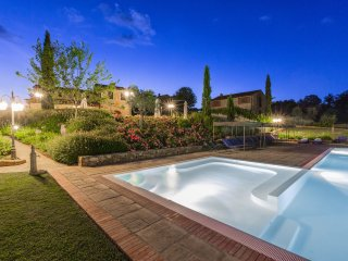 Apartment in Bucine, Valdarno, Tuscany, Italy - San Leolino vacation rentals