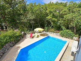 6 bedroom Villa in Krk Kornic, Kvarner Islands, Croatia : ref 2295950 - Kornic vacation rentals