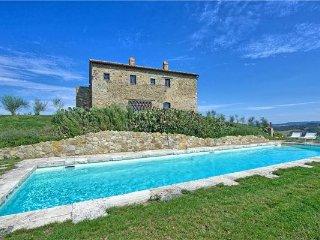 4 bedroom Villa in Campiglia D orcia, Tuscany, Italy : ref 2374443 - Campiglia d'Orcia vacation rentals