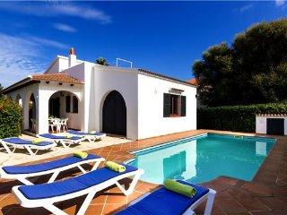 Villa in Cala´n Bosch, Minorca, Cala´n Bosch, Menorca - Cala'n Bosch vacation rentals