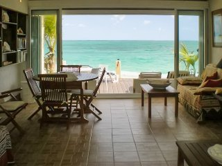 Luxury flat with terrace on the beach - Saint-Martin vacation rentals