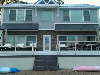 Brand New 5 Bedroom Lux Sylvan Beach House - Sylvan Beach vacation rentals