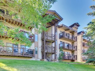 Stylish alpine condo w/ shared hot tubs & pool -  Elk Camp Gondola nearby! - Snowmass Village vacation rentals