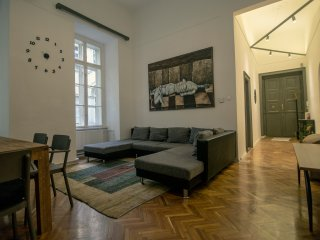 Spacious apartment in the middle of downtown - Budapest vacation rentals