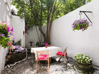 Central Historical Flat with Private Garden - Istanbul vacation rentals