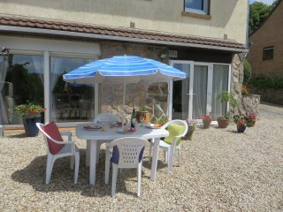 Lovely Gite with Television and Microwave in Douriez - Douriez vacation rentals