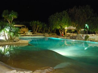 Masseria in property with pool and tennis - Merine Apulia vacation rentals