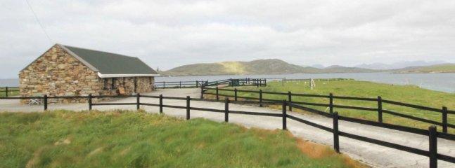 2 bedroom House with Parking in Cleggan - Cleggan vacation rentals