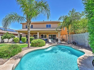 New Listing! Updated 5BR Goodyear House w/Wifi & Pool! - Goodyear vacation rentals
