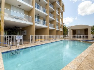 Tropical 2BR Rincon Apartment w/Private Balcony & Resort Amenities - Fantastic Location! Easy Access to Beaches, Water Parks, Re - Rincon vacation rentals