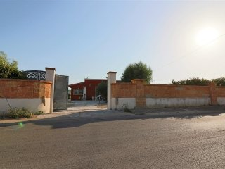 Villa in countryside for rent with outdoor spaces equipped a few km from - Casarano vacation rentals