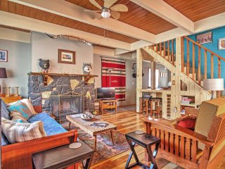 2BR Big Bear City Cabin in Scenic Wooded Area! - Big Bear City vacation rentals