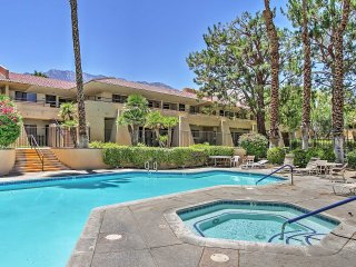 NEW! 1BR Palm Springs Condo w/Patio & Pool Access! - Palm Springs vacation rentals