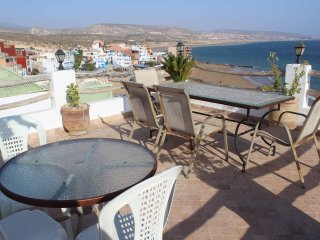 Bright 8 bedroom Taghazout House with Internet Access - Taghazout vacation rentals