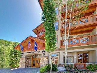 Sleek ski-in/out condo w/Club Solitude access & shared hot tub! - Solitude vacation rentals