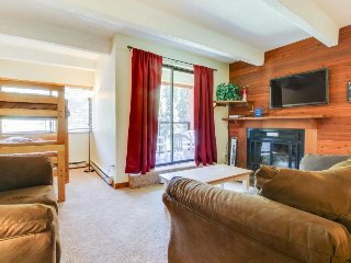 Convenient ski-in/ski-out lodge at Copper Mountain Resort w/ shared hot tub! - Copper Mountain vacation rentals