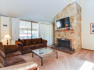 Panoramic view from this spacious condo w/ updated amenities and shared hot tub! - Copper Mountain vacation rentals