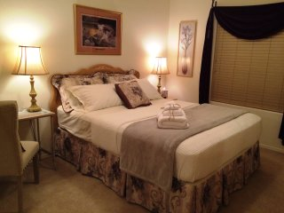 Private Room with Queen Bed – Second Story - Waddell vacation rentals
