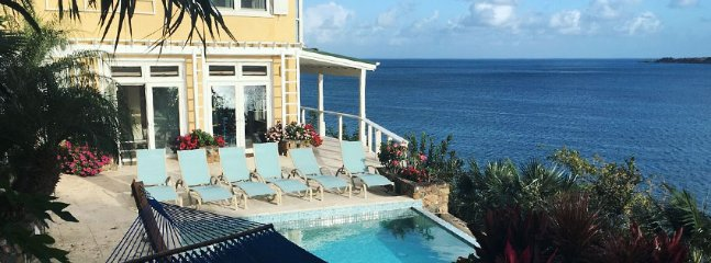 Villa Edge Of Paradise 4 Bedroom SPECIAL OFFER - Image 1 - Magens Bay - rentals
