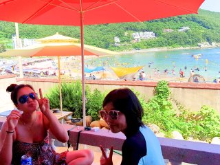 Wahyeon Beach House (Right by the beach)! - Geoje City vacation rentals