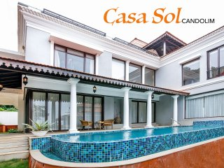 CasaSol - 4 Bed Pool Candolim Villa - Candolim vacation rentals