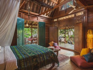 ETHNIC WOODEN HOUSE - Canggu vacation rentals