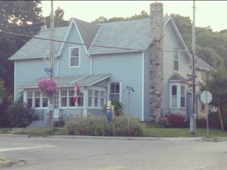 Century home in vibrant fishing village - Port Stanley vacation rentals