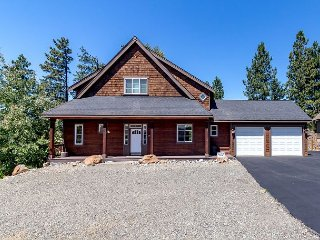 3rd Nt FREE | Custom Cabin Near Suncadia, Chefs Kitchen, Hot Tub, Slp9 - Ronald vacation rentals