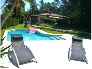 Nice Villa with Internet Access and Television - Roquefort les Pins vacation rentals