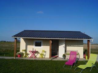La Gautrais, studio Baie du Mont Saint Michel Cherrueix - Cherrueix vacation rentals
