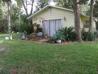 Romantic House with Internet Access and A/C - Homosassa Springs vacation rentals