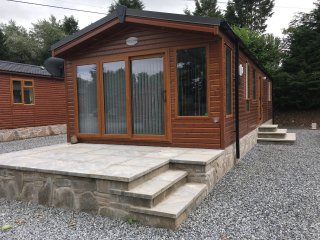 "Eagles oak Cabin ""Holiday Lodge"" - Auchterarder vacation rentals"